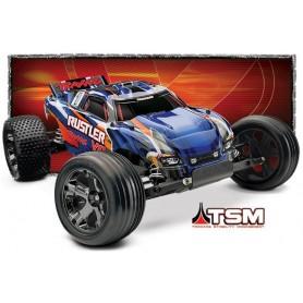 Traxxas 37076.3 Rustler VXL 2WD RTR 2.4G TQi TSM