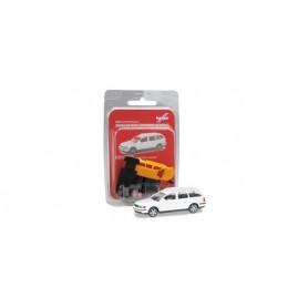 Herpa 012249-005 Herpa MiniKit: VW Passat Variant, white