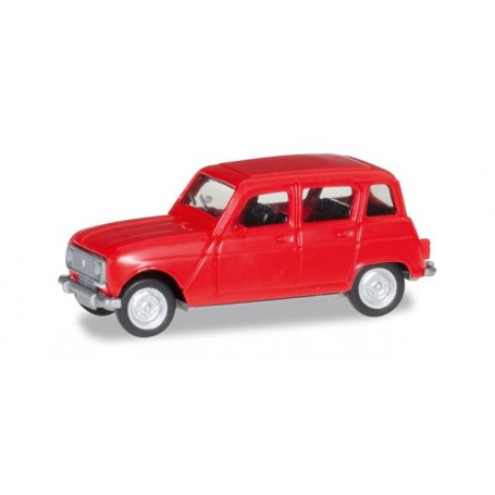 Herpa 020190.4 Renault R4, red