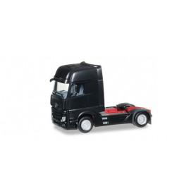 Herpa 159173.5 Mercedes-Benz Actros Gigaspace rigid tractor, black