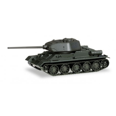 Herpa 745574 Kampfpanzer T-34 / 85, undecorated
