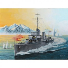 Revell 05141 Slagskepp German Destroyer Type 1936