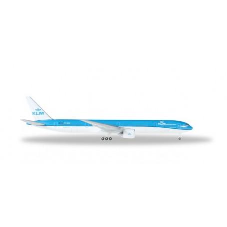 Herpa 529297 KLM Boeing 777-300ER