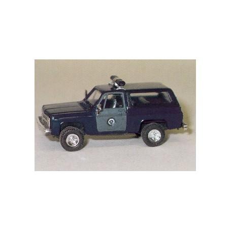 "Trident 90233 Chevrolet Blazer ""Massachusetts State Police"" (US)"
