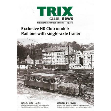 Trix CLUB032016 Trix Club 03/2016