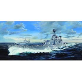 Trumpeter 03710 HMS Hood Battle Cruiser