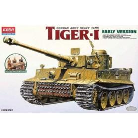 "Academy 13264 Tanks Tiger-I German Heavy Tank (Early Production"""