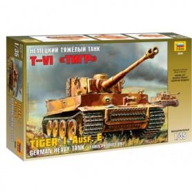 Zvezda 3646 Tanks T-VI