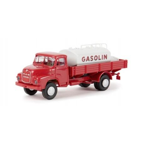 """Brekina 45042 MAN 635 """"Gasolin"""""""