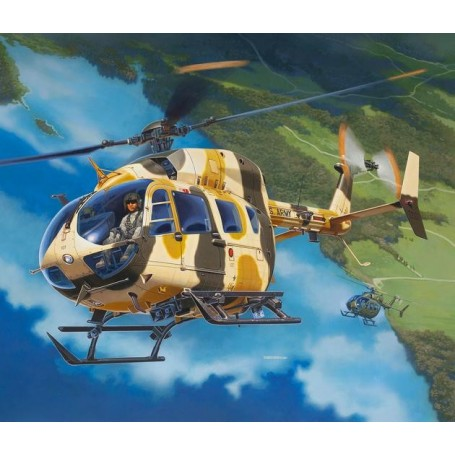 Revell 04927 Helikopter UH-72A LAKOTA (personnel and material transport)