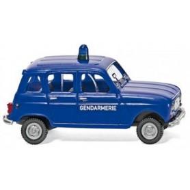 "Wiking 22404 Renault R4 ""Gendarmerie"", 1961"