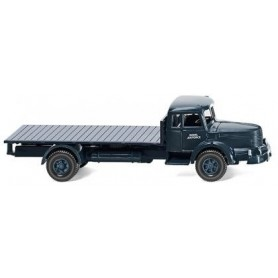 Wiking 48004 Platform flatbed truck Krupp Titan - Royal Air Force, 1950
