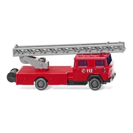 Wiking 96203 Fire service DL 30 turntable ladder (Magirus)