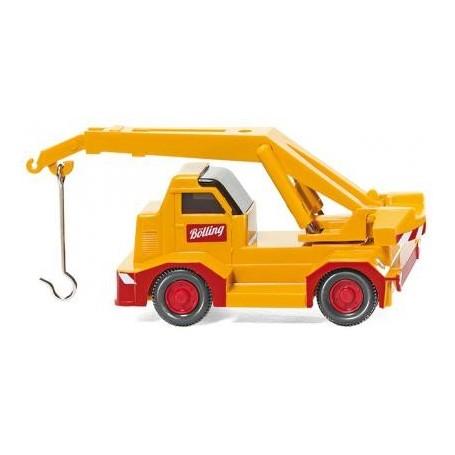 """Wiking 68002 Mobile crane (Demag) """"Bölling"""""""