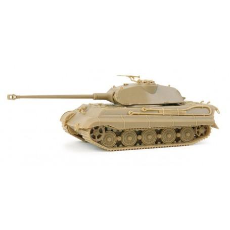 Herpa 743457 Heavy tank Kingtiger with Porsche turret, undecorated