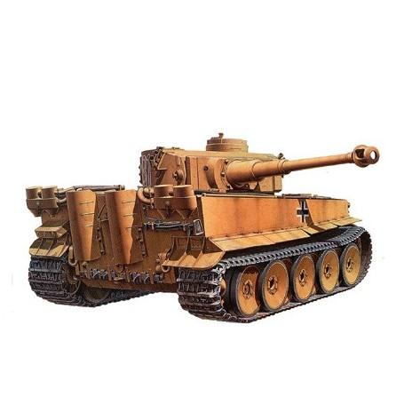 Tamiya 35227 Tanks German Tiger I Initial Prod