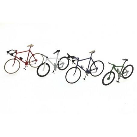 Artitec 387219 Set med 4 sportcyklar