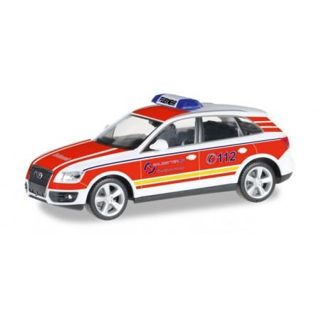 """Herpa 092661 Audi Q5 ELW """"Werkfeuerwehr Salzgitter"""""""