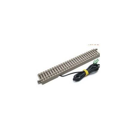 Roco 61110.2 Rak skena G200, längd 200 mm, med anslutningskontakt för z21
