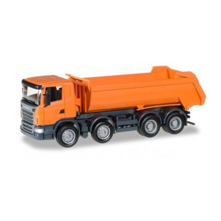 Herpa 306386 Scania R `09 dump truck 4-axle