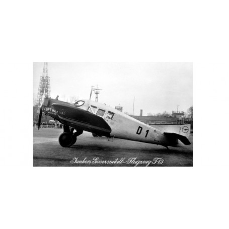 "Herpa 019354 Deutsche Luft Hansa Junkers F.13 – D1 ""Nachtigall"""