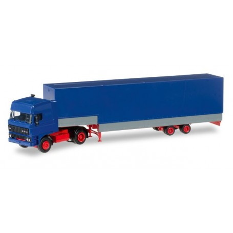 Herpa 012867 Minikit DAF 3300 with Jumbo canvas trailer