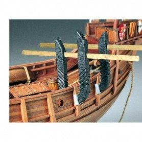 Amati 7389 Klämmor för båtbygge, 3 st