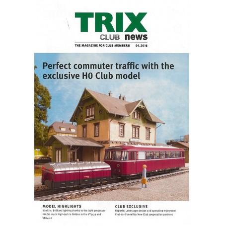 Trix CLUB42016 Trix Club 04/2016