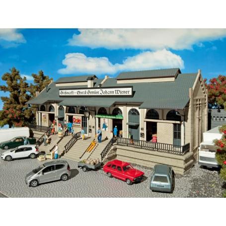 Vollmer 3629 Wholesale market for fruit and vegetables