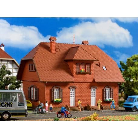 Vollmer 3659 Brick-settlement house