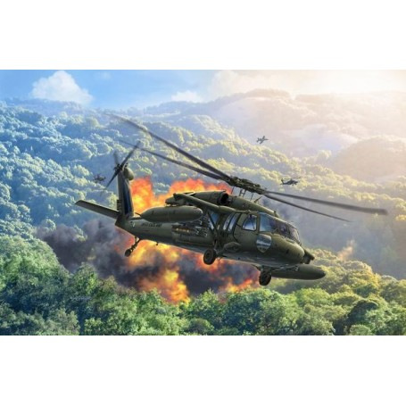 Revell 04984 Helikopter UH-60A