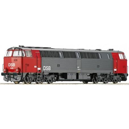 Roco 72973 Diesellok klass MZ 1406 typ DSB