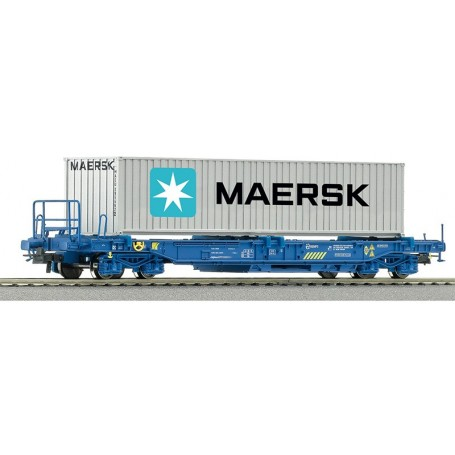 """Roco 76752 Containervagn typ RENFE """"Maersk"""""""