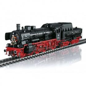 """Märklin 55389 Ånglok med tender klass 038.10-40 typ DB """"Christmas"""""""