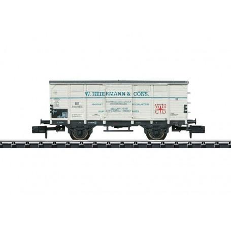 "Trix 15926 Godsvagn typ G 02 ""W.Heiermann & Cons"" typ DB"