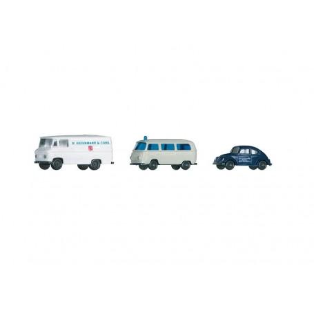 Trix 65415 Accessory Set of Automobile Models