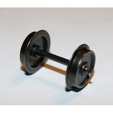 Märklin 700530 Hjulaxel skivhjul, 1 st, DC, 12 mm