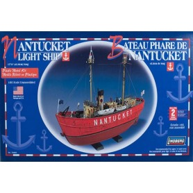 Lindberg 70860 Nantucket Light Ship