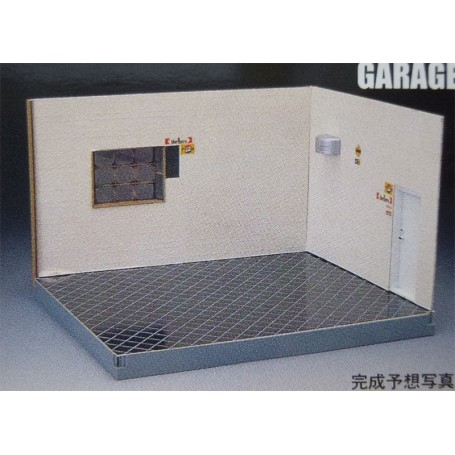 Fujimi 11031 Garage
