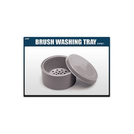 Academy 15923 Brush Cleaning Tray