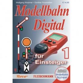 Roco 81395 Manual for the digital model railway beginners, Volume 1