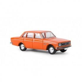 Brekina 29414 Volvo 144, orange, TD