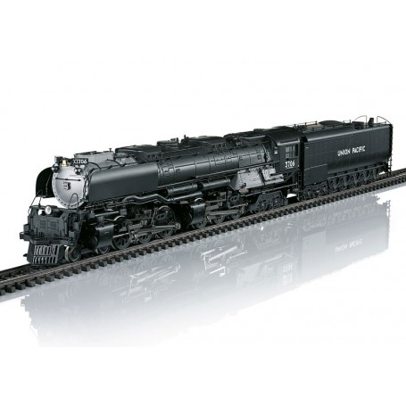 "Trix 22939 Ånglok med tender klass 3900 ""Challenger"" ""Union Pacific"" 3706"