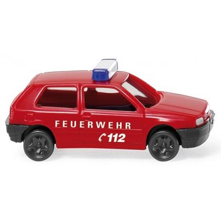 "Wiking 93405 VW Golf III ""Feuerwehr 112"""