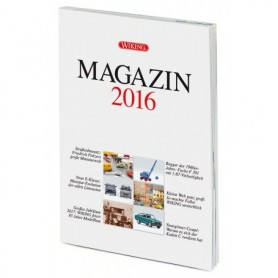 Wiking 00623 Wiking Magazin 2016