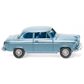 Wiking 82303 Borgward Isabella Sedan ice blue met.