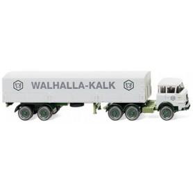 "Wiking 48801 Flatbed lorry (Krupp 806) ""Walhalla Kalk"""