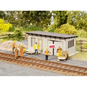 "Noch 65611 Scenery Set ""Track Construction"""