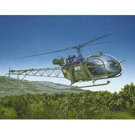 Heller 80479 Helikopter SE 313 Alouette II