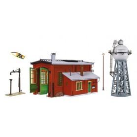 """Vollmer 43000 Set """"Around the depot"""""""